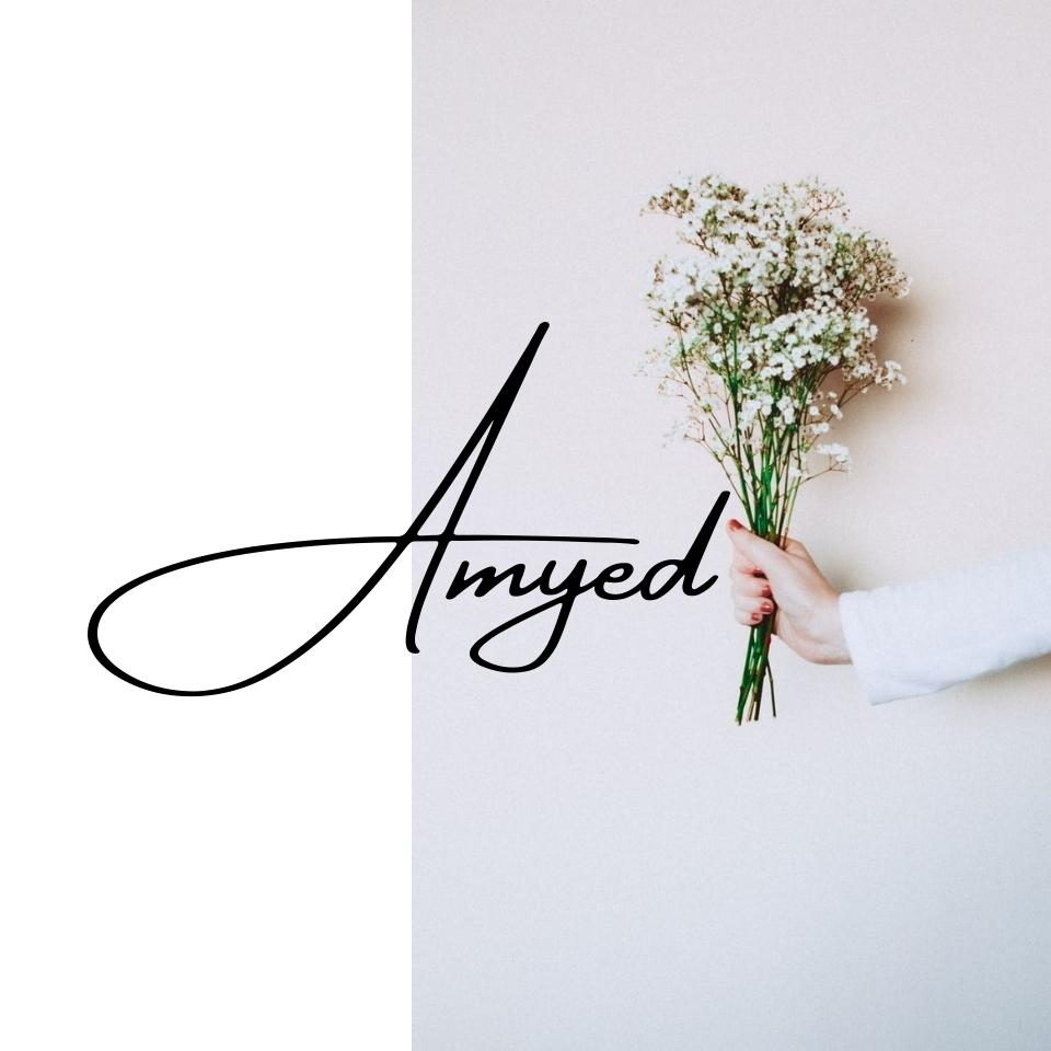 Amyed