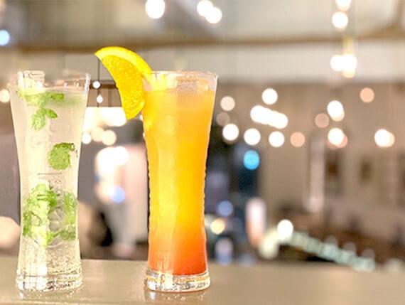 POINT#.03 DRINK #豊富なドリンクメニュー